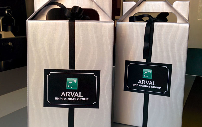 Arval | Welcome pack