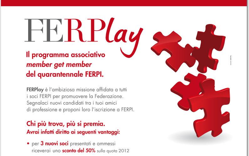 Ferpi | Campagna Ferplay