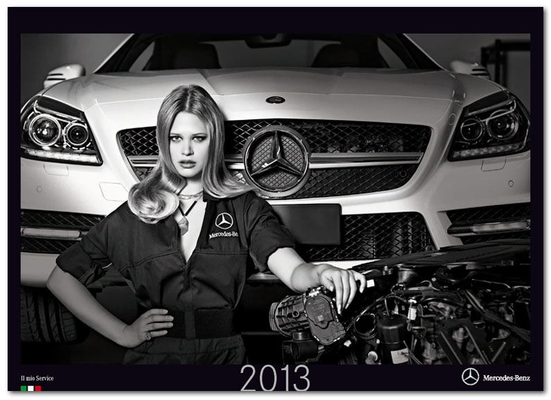 Mercedes-Benz | Calendario After Sales