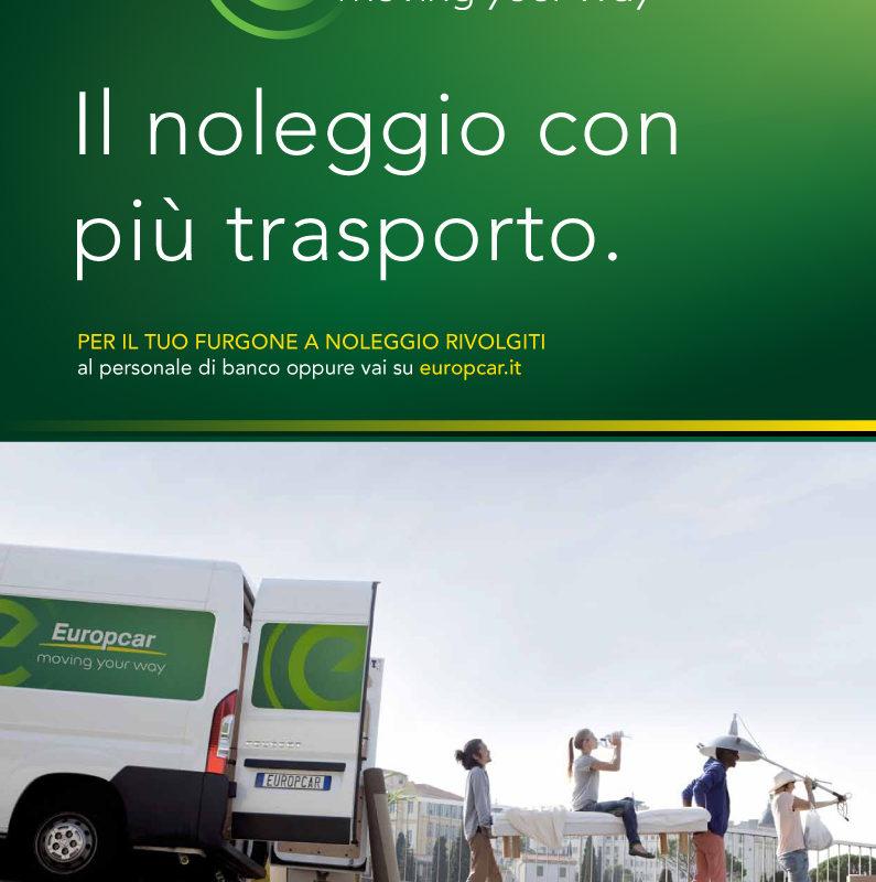 Europcar Italia | Campagne di prodotto