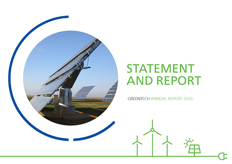 Greentech Energy Systems | Annual Report 2016