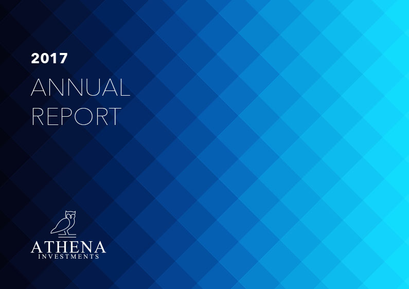Athena Investments | Annual Report 2017