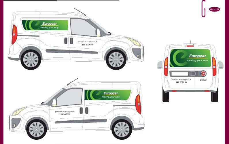 Europcar Italia   Flotta