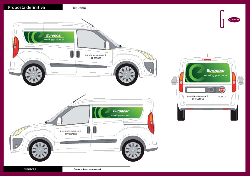 Europcar Italia | Flotta
