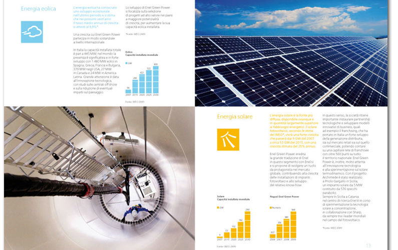 Enel Green Power Brochure