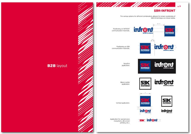 Infront | Manuale di Immagine SBK