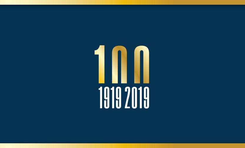 ABI | Logo Centenario