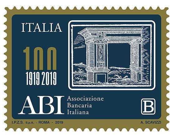 ABI | Francobollo 1919-2019