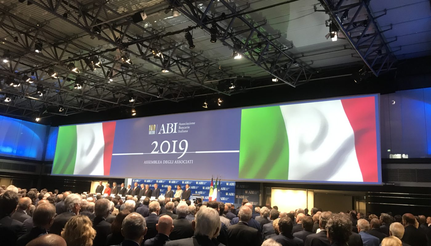 ABI | Assemblea degli Associati 2019
